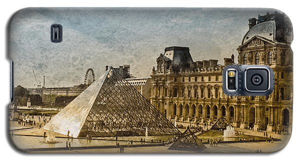 Paris, France - Pyramide Galaxy S5 Case