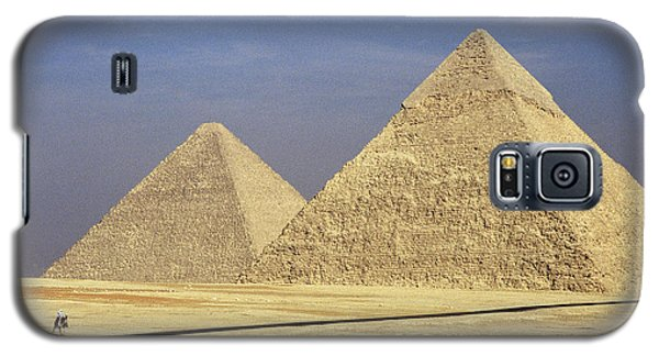 Pyramids At Giza Galaxy S5 Case