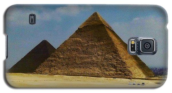 Pyramids, Cairo, Egypt Galaxy S5 Case