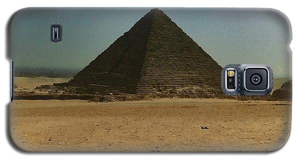 Pyramids Of Egypt Galaxy S5 Case
