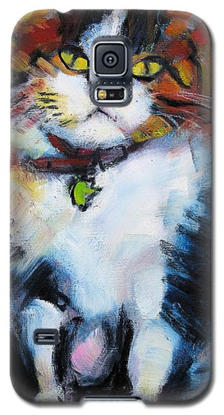 Pywacket Galaxy S5 Case by Les Leffingwell