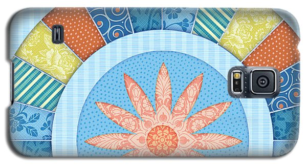 Q Is For Quilt And Quill Galaxy S5 Case
