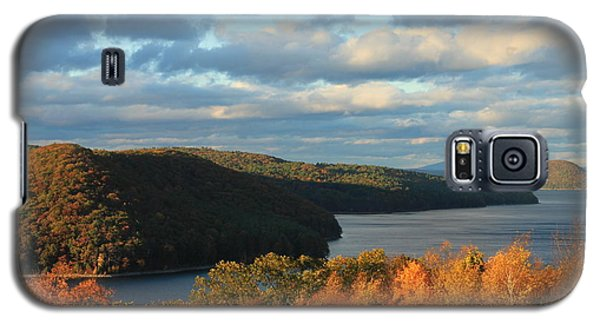 Quabbin Reservoir Foliage View Galaxy S5 Case