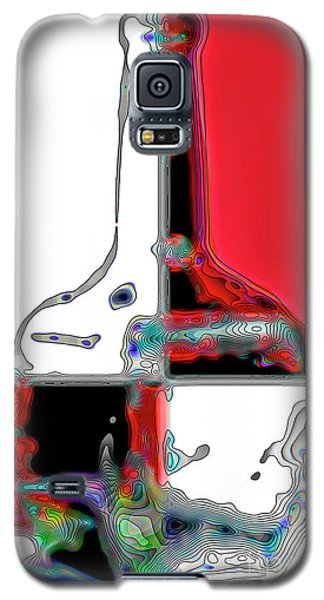 Galaxy S5 Case featuring the photograph Quad Bottle by Walt Foegelle