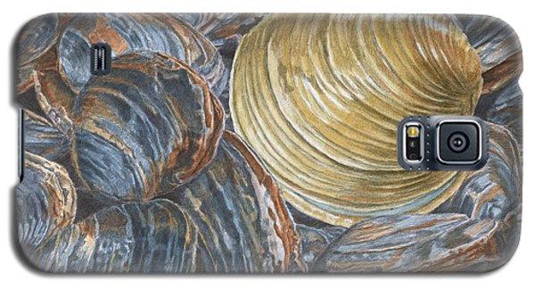 Quahog On Clams Galaxy S5 Case