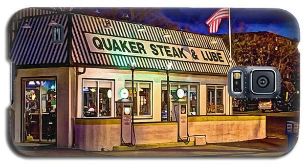 Quaker Steak And Lube Galaxy S5 Case
