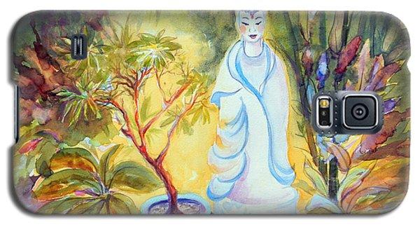 Quan Yin Garden Galaxy S5 Case