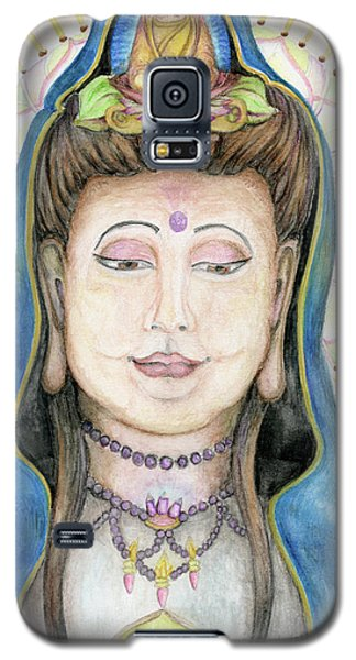 Quan Yin Galaxy S5 Case