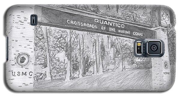 Quantico Welcome Graphite Galaxy S5 Case