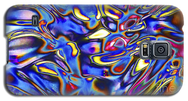 Quantum Entangled Soul... Galaxy S5 Case by Nina Stavlund