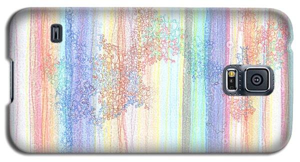 Quantum Foam Galaxy S5 Case