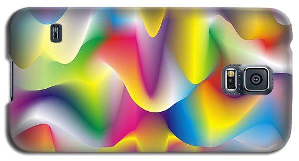 Quantum Landscape 1 Galaxy S5 Case
