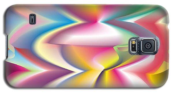 Quantum Landscape 3 Galaxy S5 Case