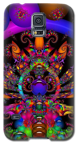 Galaxy S5 Case featuring the digital art Quantum Physics by Robert Orinski