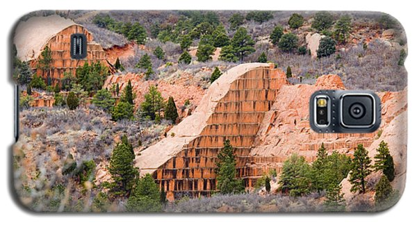 Quarry At Red Rock Canyon Colorado Springs Galaxy S5 Case