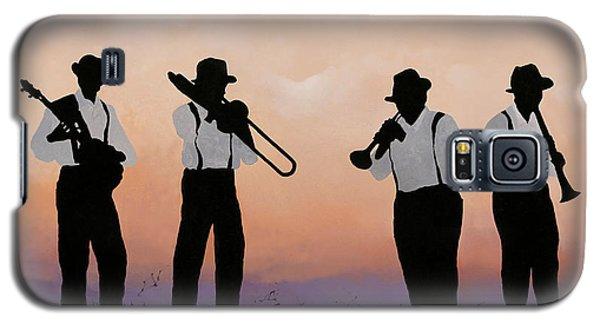 Trumpet Galaxy S5 Case - Quattro by Guido Borelli