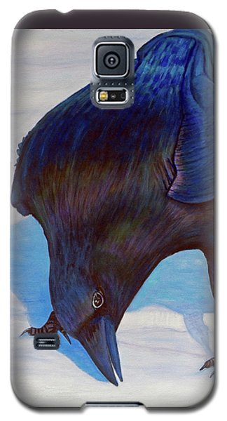 Raven Galaxy S5 Case - Que Pasa by Brian  Commerford