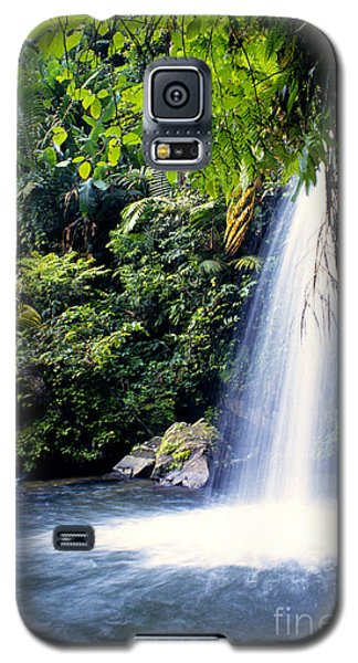 Quebrada Juan Diego Waterfall Galaxy S5 Case