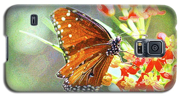 Queen Butterfly Galaxy S5 Case