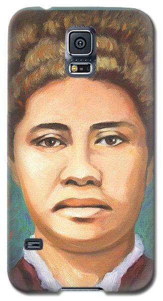 Queen Liliuokalani Galaxy S5 Case