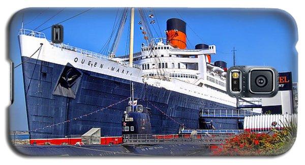 Queen Mary Ship Galaxy S5 Case