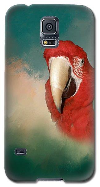 Queen Of Her World Galaxy S5 Case