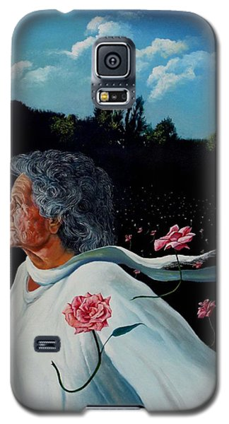 Queen Of Roses Galaxy S5 Case