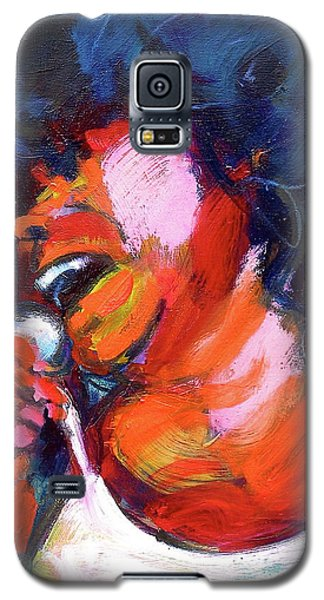 Queen Of The Blues Galaxy S5 Case