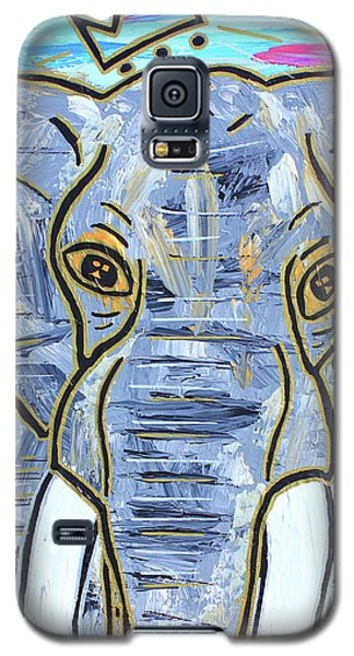 Queen Of The Jungle Galaxy S5 Case