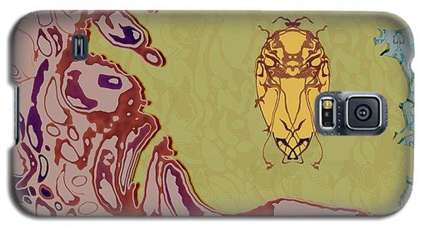 Queen Scarab Galaxy S5 Case