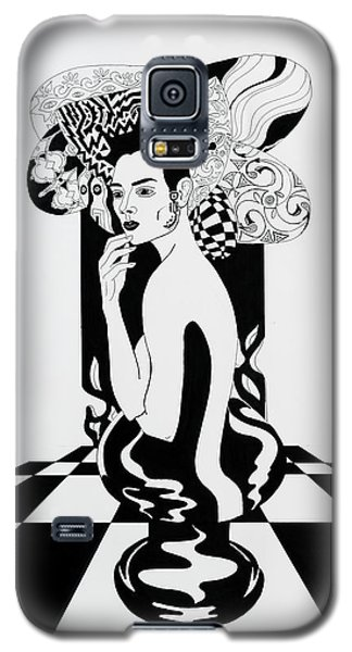 Queen Galaxy S5 Case