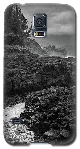 Queens Bath Kauai Galaxy S5 Case