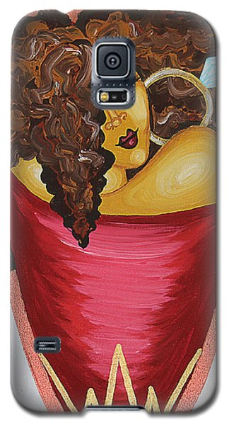 Queens Be Winning Galaxy S5 Case