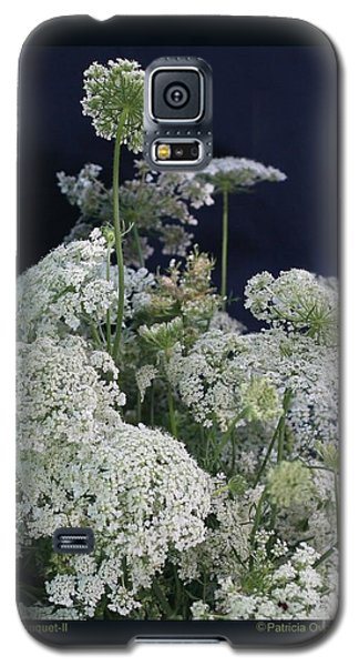 Queen's Bouquet-ii Galaxy S5 Case by Patricia Overmoyer