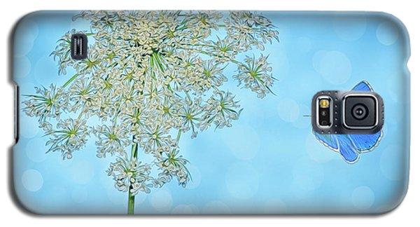 Queens Lace Galaxy S5 Case