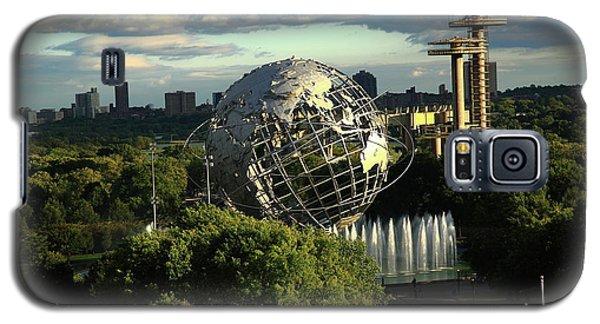 Queens New York City - Unisphere Galaxy S5 Case