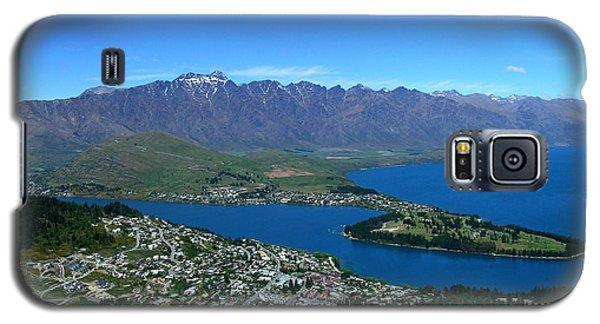 Queenstown New Zealand Galaxy S5 Case