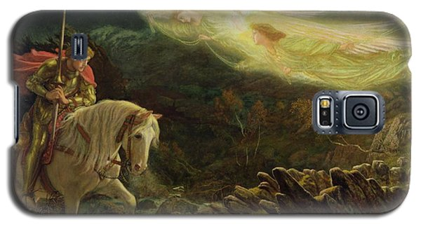 Quest For The Holy Grail Galaxy S5 Case by Arthur Hughes