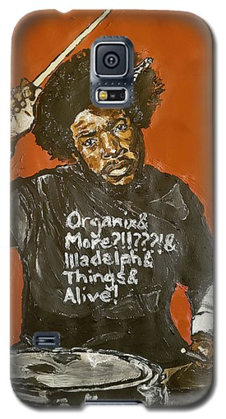 Questlove Galaxy S5 Case
