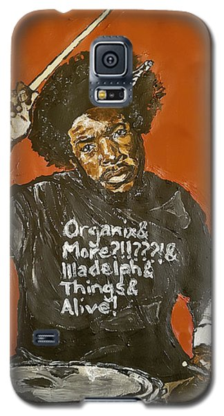 Questlove Galaxy S5 Case
