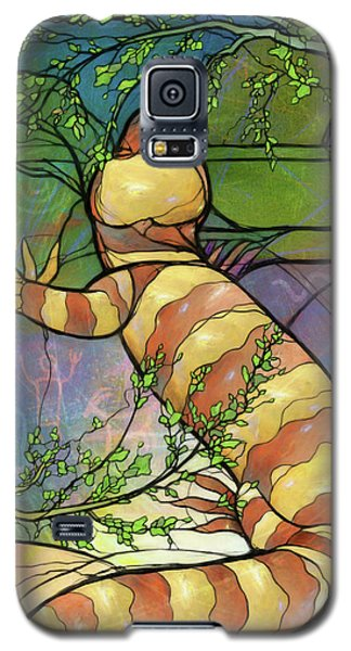 Quiet As A Mouse Galaxy S5 Case