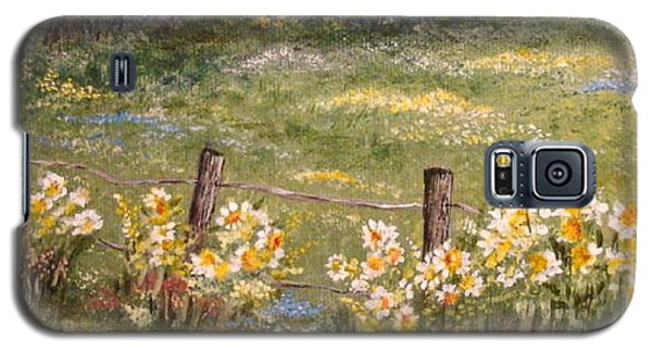 Quiet Field Galaxy S5 Case
