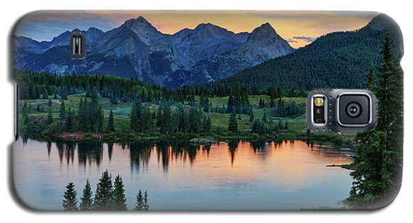 Quiet In The San Juans Galaxy S5 Case