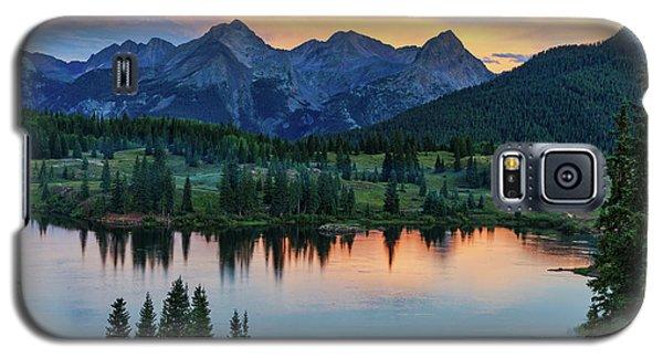Quiet In The San Juans Galaxy S5 Case