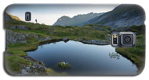 Quiet Lofoten Galaxy S5 Case