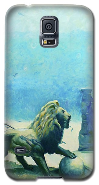 Quiet Love Galaxy S5 Case