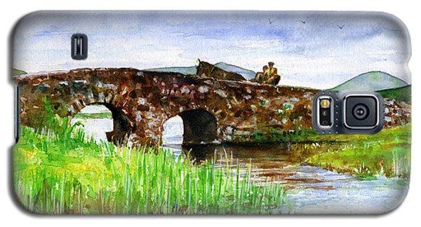 Quiet Man Bridge Ireland Galaxy S5 Case
