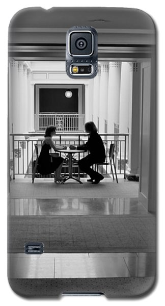 Quiet Moment Galaxy S5 Case