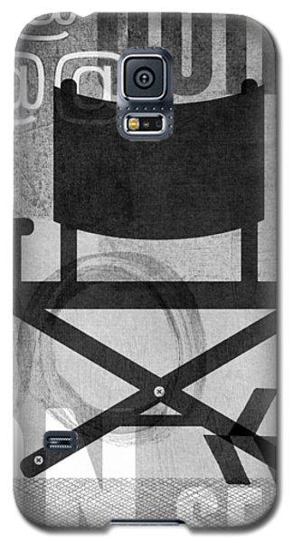 Quiet On Set- Art By Linda Woods Galaxy S5 Case