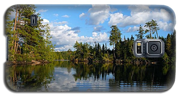 Quiet Paddle Galaxy S5 Case
